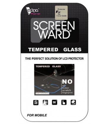 """LCD apsauginis stikliukas """"Adpo"""" Samsung A310F A3 2016"""