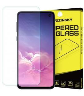 """Apsauginis grūdintas stiklas Samsung Galaxy S10E telefonui """"Wozinsky"""""""