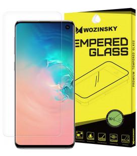 """Apsauginė ekrano plėvelė Samsung Galaxy S10 telefonui """"Wozinsky 3D Full"""""""