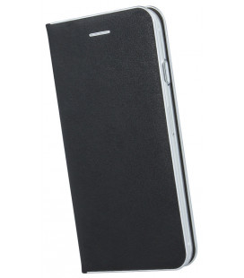 "Dėklas ""Smart Venus"" Samsung A605 A6 Plus 2018 juodas"
