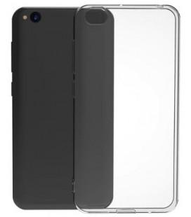 """Skaidrus silikoninis dėklas Xiaomi Redmi GO telefonui """"Clear"""""""