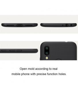 "Dėklas ""Smart Magnetic"" Samsung A505 A50 juodas"