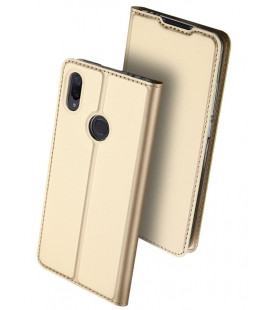 """Dėklas Beeyo """"Prestige"""" Samsung A510 A5 2016 rožinis-auksinis"""