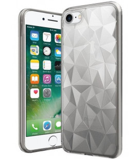 "Skaidrus dėklas Apple iPhone 7/8 telefonui ""Diamond Case"""