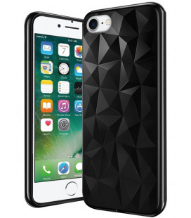 "Juodas dėklas Apple iPhone 7/8 telefonui ""Diamond Case"""