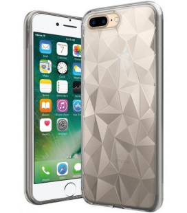 "Skaidrus dėklas Apple iPhone 7 Plus / 8 Plus telefonui ""Diamond Case"""