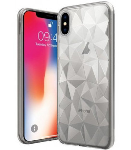 "Skaidrus dėklas Apple iPhone X telefonui ""Diamond Case"""