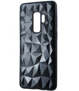 "Juodas dėklas Samsung Galaxy A6 Plus 2018 telefonui ""Diamond Case"""