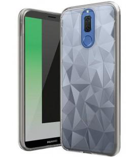 """Skaidrus dėklas Huawei Mate 10 Lite telefonui """"Diamond Case"""""""