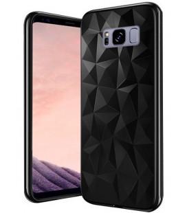 """Auksinės spalvos spalvos atverčiamas dėklas Samsung Galaxy A70 telefonui """"Telone Fancy"""""""
