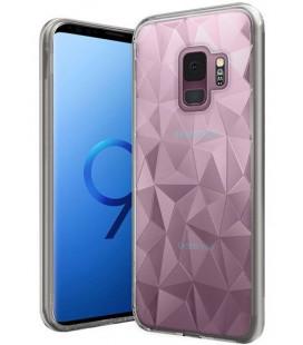 """Skaidrus dėklas Samsung Galaxy S9 telefonui """"Diamond Case"""""""