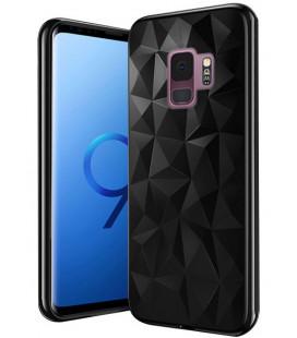 """Juodas dėklas Samsung Galaxy S9 telefonui """"Diamond Case"""""""