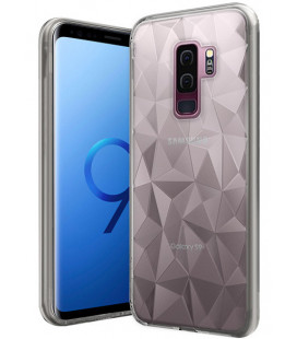 "Skaidrus dėklas Samsung Galaxy S9 Plus telefonui ""Diamond Case"""
