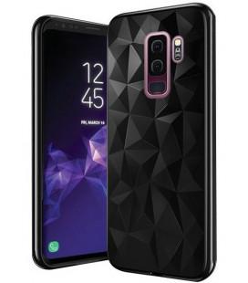 Skaidrus plonas 0,3mm silikoninis dėklas Huawei Y9 2019 telefonui