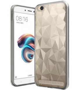 """Skaidrus dėklas Xiaomi Redmi 5A telefonui """"Diamond Case"""""""