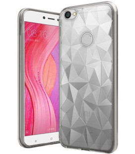 """Skaidrus dėklas Xiaomi Redmi Note 5A telefonui """"Diamond Case"""""""