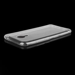 """Skaidrus silikoninis dėklas Meizu MX5 telefonui """"Fitty"""""""