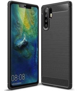 """Juodas dėklas Huawei P30 Pro telefonui """"Tech-Protect"""""""