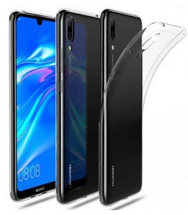 "Skaidrus dėklas Huawei Y7 2019 telefonui ""Tech-Protect Flexair"""