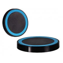 """Universalus mėlynas belaidis telefonų pakrovėjas """"Wireless Charger"""""""
