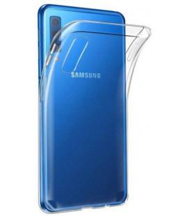 """Skaidrus silikoninis dėklas Samsung Galaxy A50 telefonui """"Clear"""""""