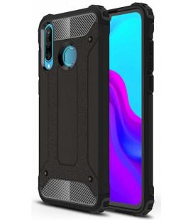 """Juodas dėklas Huawei P30 Lite telefonui """"Hybrid Armor Case"""""""