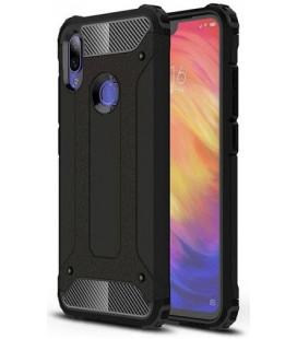 """Juodas dėklas Xiaomi Redmi 7 telefonui """"Hybrid Armor Case"""""""