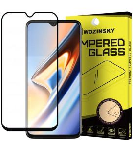 """Juodas apsauginis grūdintas stiklas Oneplus 7 telefonui """"Wozinsky Full Glue CF"""""""