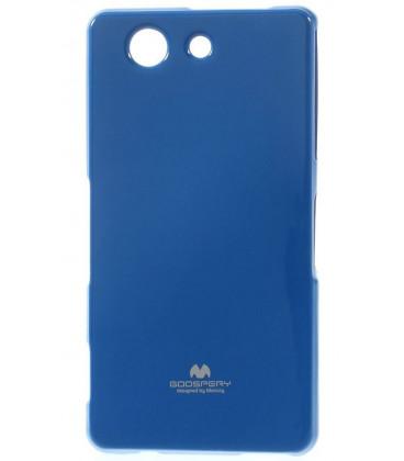 """Mėlynas dėklas Mercury Goospery """"Jelly Case"""" Sony Xperia Z3 Compact telefonui"""