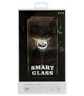 """Juodas apsauginis grūdintas stiklas Huawei P30 telefonui """"Smart Glass"""""""