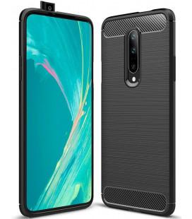 """Juodas dėklas Oneplus 7 Pro telefonui """"Tech-Protect"""""""