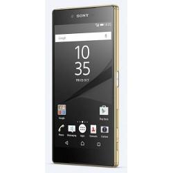 """Apsauginė ekrano plėvelė - grūdintas stiklas """"Tempered Glass"""" Sony Xperia Z5 Premium telefonui."""