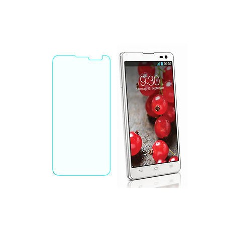Apsauginis grūdintas stiklas LG L9 II D605 telefonui