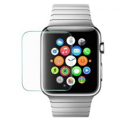 """Apsauginė ekrano plėvelė - grūdintas stiklas """"Tempered Glass"""" Apple Watch laikrodžio ekranui"""