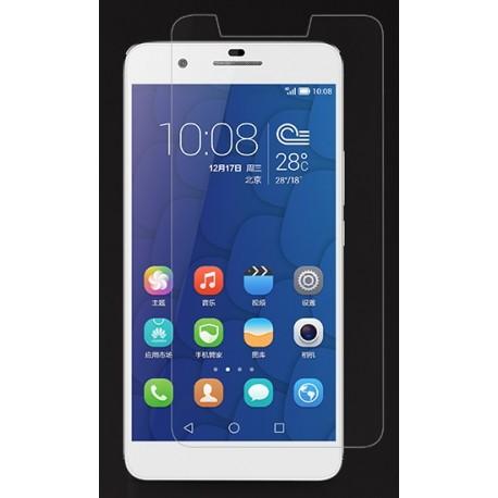 """Apsauginė ekrano plėvelė - grūdintas stiklas """"Tempered Glass"""" Huawei Honor 6 telefonui."""