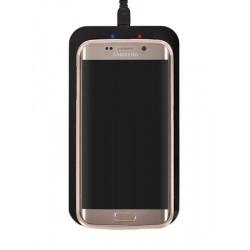 """Universalus juodas belaidis telefonų pakrovėjas """"Wireless Charger"""""""