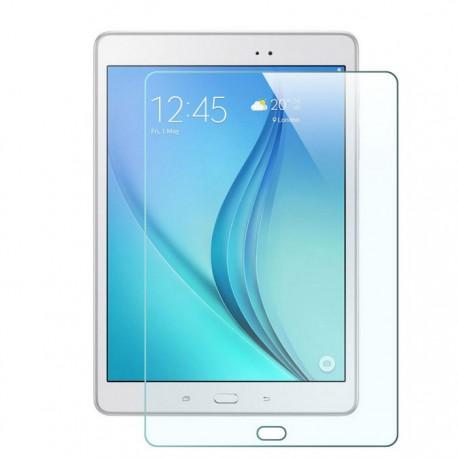 """Apsauginė ekrano plėvelė - grūdintas stiklas """"Tempered Glass"""" Samsung Galaxy Tab A (9.7"""") T550/T550 planšetei"""