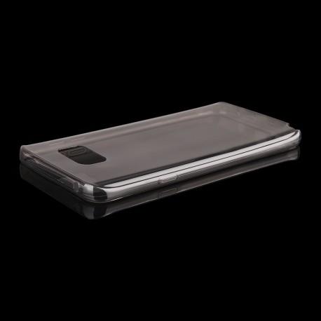 """Juodas silikoninis dėklas Samsung Galaxy Note 5 N920 telefonui """"Fitty"""""""