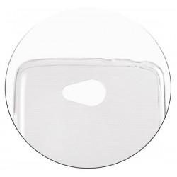 Juodas plastikinis telefono dėklas iPhone 6 / 6s