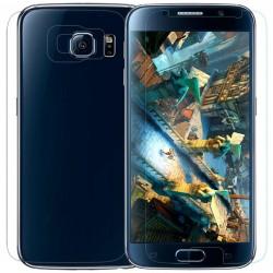 Apsauginiai grūdinti stiklai Samsung Galaxy S6 G920 telefonui (Priekiui ir galui) 2vnt.