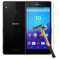 Apsauginiai grūdinti stiklai Sony Xperia Z5 Compact telefonui (Priekiui ir galui) 2vnt.