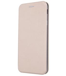 "Dėklas ""Smart Viva"" Samsung A750 A7 2018 auksinis"