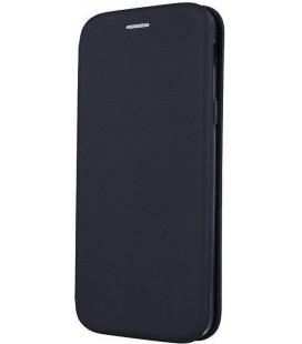 """Dėklas """"Smart Viva"""" Samsung A750 A7 2018 juodas"""