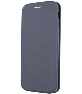 """Dėklas """"Smart Viva"""" Samsung A750 A7 2018 pilkas"""