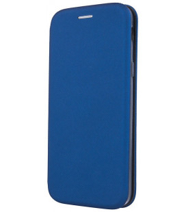 """Dėklas """"Smart Viva"""" Samsung A505 A50 tamsiai mėlynas"""