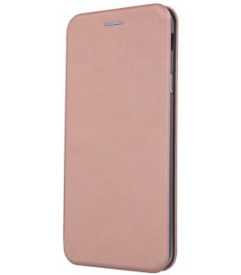 """Dėklas """"Smart Viva"""" Samsung A405 A40 rožinis-auksinis"""