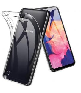 """Skaidrus silikoninis dėklas Samsung Galaxy A10 telefonui """"Clear"""""""