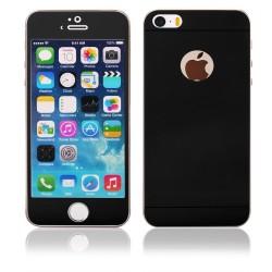 Juodos spalvos Shelby Cobra Apple iPhone 6/6s telefono dėklas