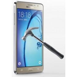 """Apsauginė ekrano plėvelė - grūdintas stiklas """"Tempered Glass"""" Samsung Galaxy On7 G600Fy telefonui."""