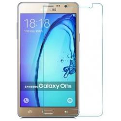 """Apsauginė ekrano plėvelė - grūdintas stiklas """"Tempered Glass"""" Samsung Galaxy On5 G550Fy telefonui."""